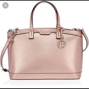 Rose gold Henri Bendel Bag